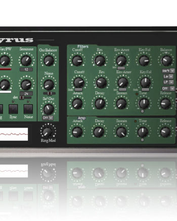 Cyrus Synth for Reaktor