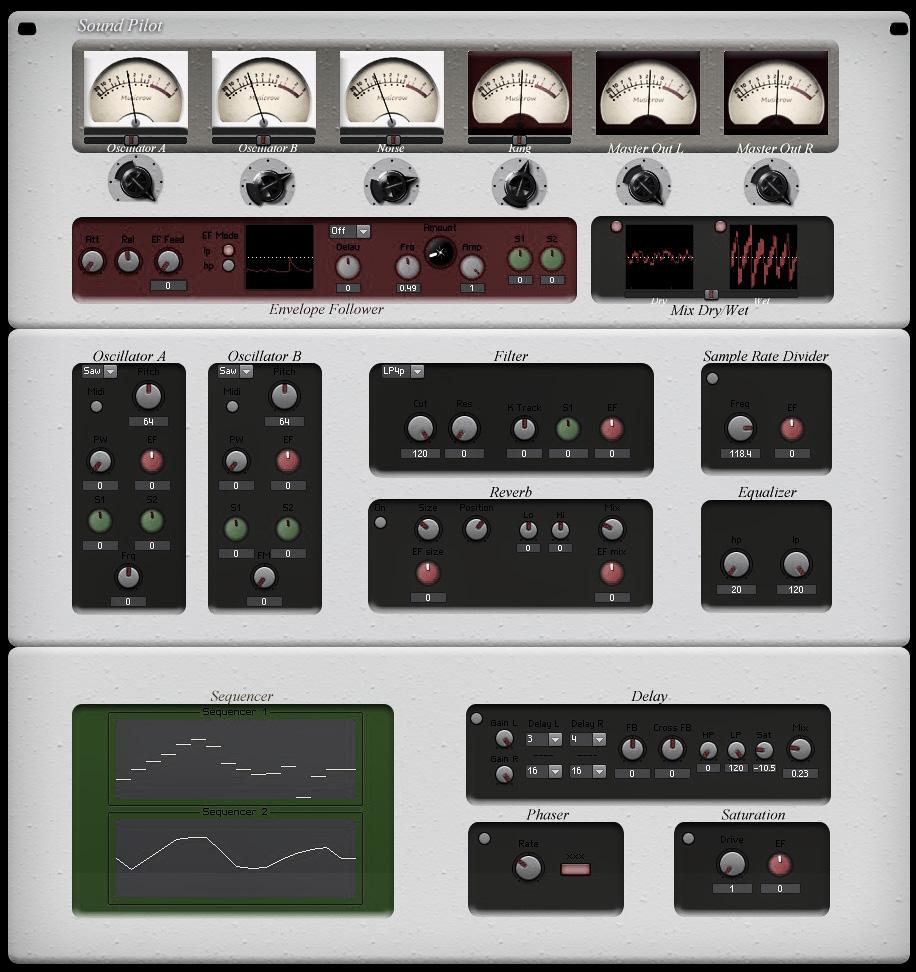 Sound Pilot | Musicrow Reaktor Ensembles