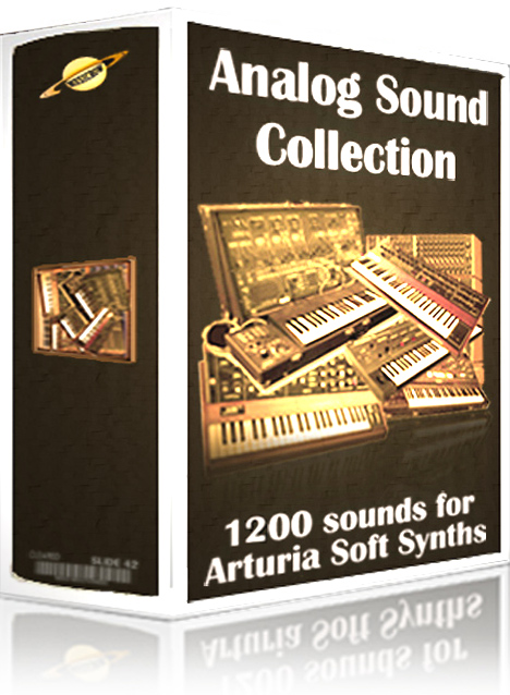Presets for arturia synthesizers | Analog Sound Collection