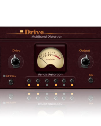 Drive multiband distortion for NI Reaktor