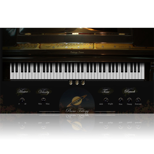 Piano Trilogy VST