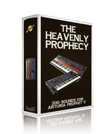 Presets for Arturia Prophet V