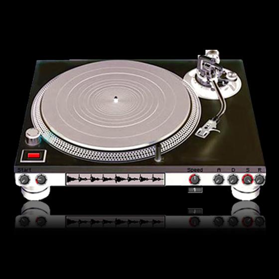 Crow Vinyl Scratch With Your Reaktor