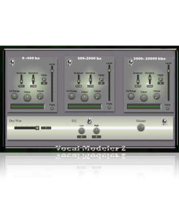 vocal modeler reaktor ensemble