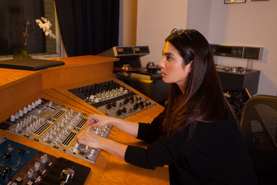 Emily Lazar Mastering