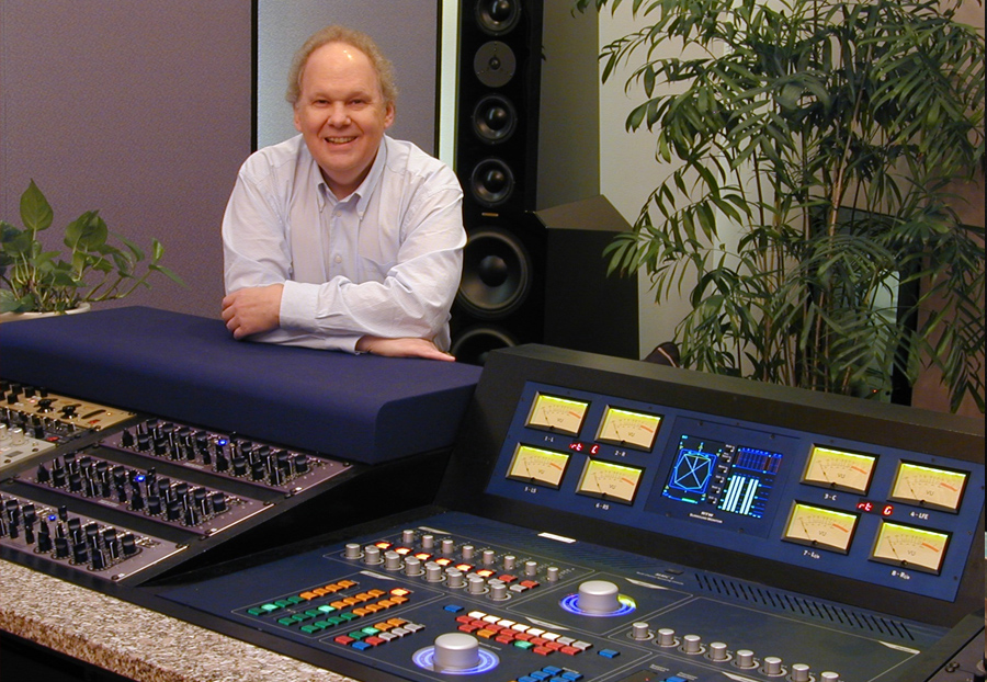 Bob Ludwig Mastering