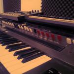 musicrow organ