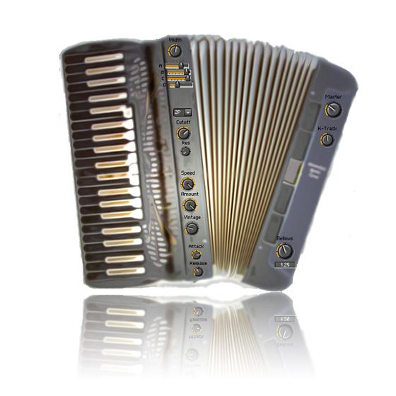 accordion reaktor ensemble