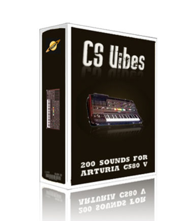 CS Vibes soundset for Arturia CS80 V